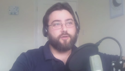 Carl Benjamin, aka Sargon of Akkad. (Source: YouTube/David Pakman Show)