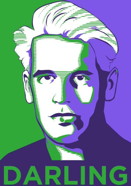 #Gamergate Poster of Milo Yiannopoulos